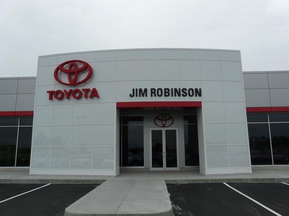 Jim Robinson Toyota >> Jim Robinson Toyota Inc 250 Bethany Pike Wheeling Wv