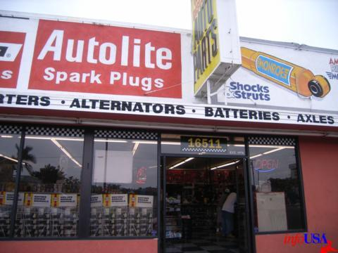 Clark'S Auto Parts >> Clark S Discount Auto Parts 16511 Lakewood Blvd