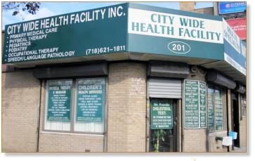 City Wide Health Facilities - 201 Kings Hwy, Brooklyn, NY