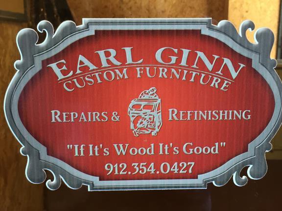 Earl Ginn Custom Furniture