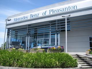 Mercedes Benz Of Pleasanton