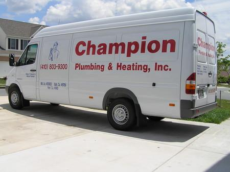 Champion Plumbing And Heating Inc