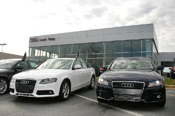 Audi Cary Auto Park Blvd Cary NC - Audi cary
