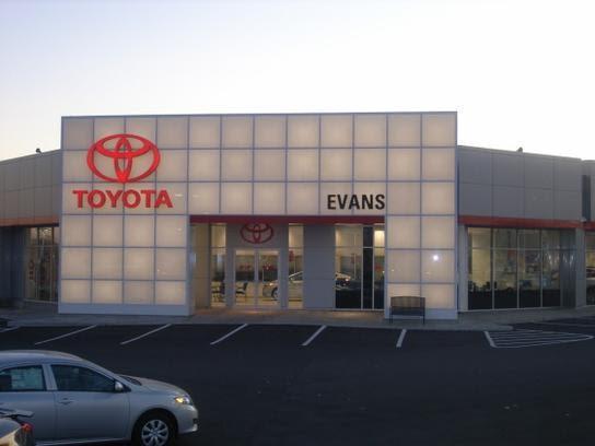 Evans Toyota Scion 515 W Coliseum Blvd Fort Wayne In