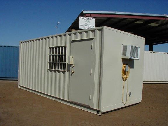 Southwest Mobile Storage La