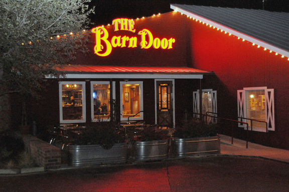 Captivating The Barn Door Restaurant