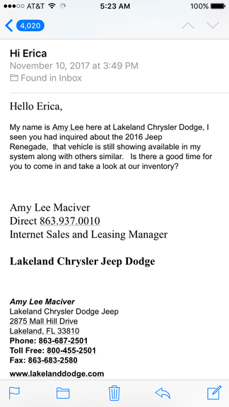 Lakeland Chrysler Dodge Jeep