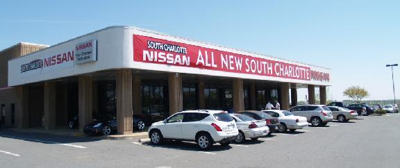 Scott Clark Nissan 9215 South Blvd Charlotte Nc