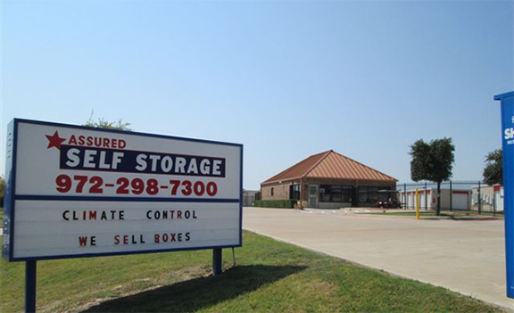 High Quality Assured Self Storage