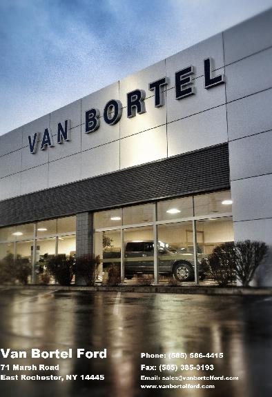 Van Bortel Ford >> Van Bortel Ford 71 Marsh Rd East Rochester Ny