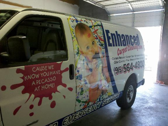 Enhanced Carpet Cleaning Llc
