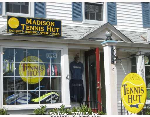 Madison Tennis Hut 693 Boston Post Rd Madison Ct