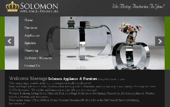 Good Solomon Appliance U0026 Furniture