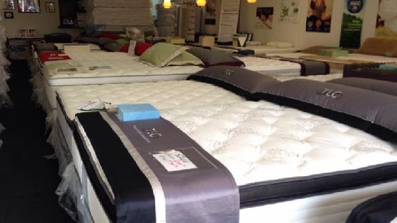 silverrest mattresses sale mattress banner in lady adjustable forest discount at lake ca