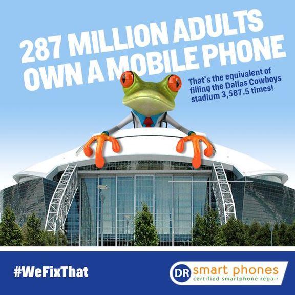 DR Smart Phones Frisco - 6803 Preston Rd, Ste 138, Frisco, TX