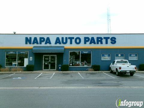 Napa Auto Parts Motor Parts Equipment Corporation