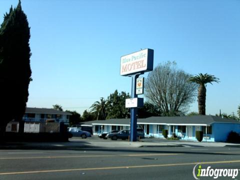 Blue Pacific Motel