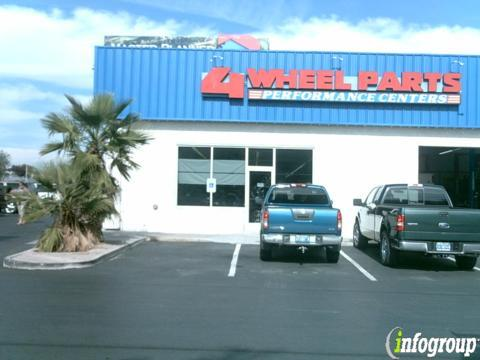 4 Wheel Parts Performance Center 3901 W Russell Rd Las Vegas Nv