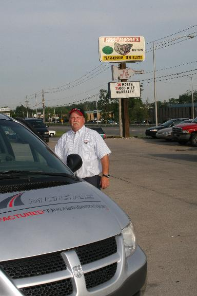 Russ Moore Transmission Specialists