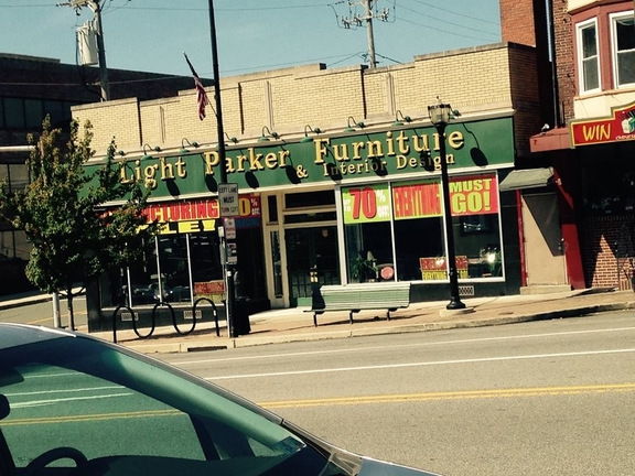 Light Parker Furniture Co Store