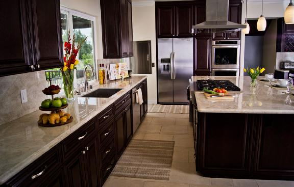Marvelous Pasadena Kitchens