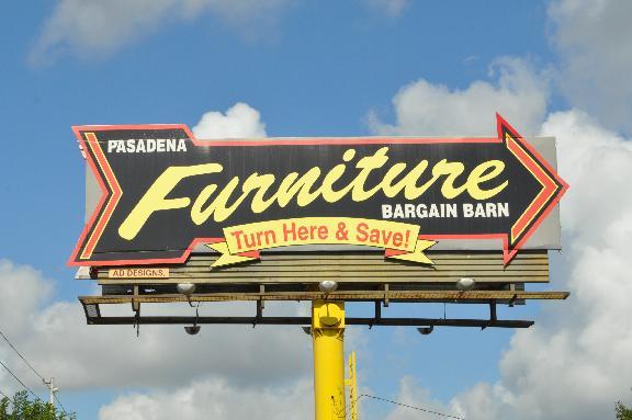 Pasadena Furniture Bargain Barn Online Information