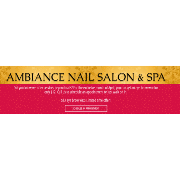Ambiance Nail Salon & Spa - 2709 Madison, Cincinnati, OH