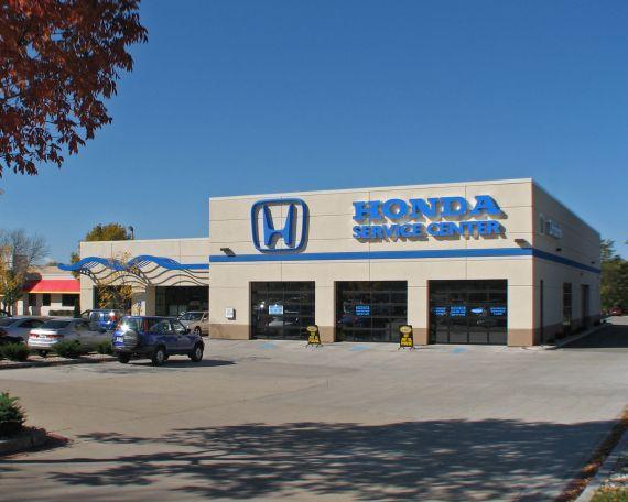 Zimbrick Honda Service Center