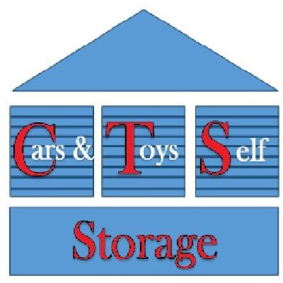 Cars Toys Self Storage