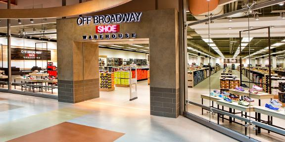 Off Broadway Shoes Inc in Syracuse NY – Destiny Usa Mall Floor Plan