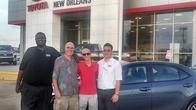 Toyota Of New Orleans >> Toyota Of New Orleans In New Orleans La 13150 I 10 Service Road