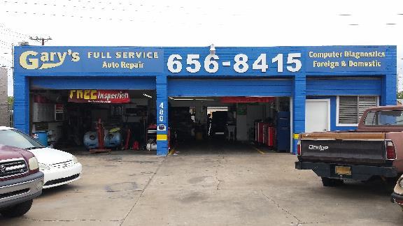Gary'S Auto Service >> Gary S Automotive Repair 489 N Arizona Ave Chandler Az
