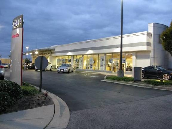 Criswell Audi West St Annapolis MD - Audi annapolis