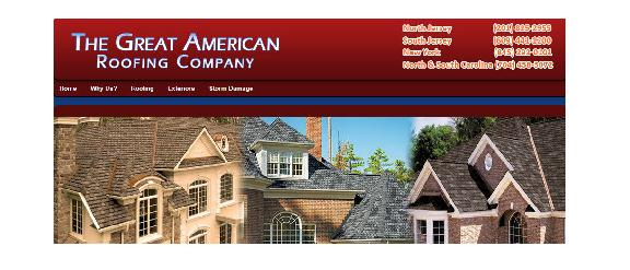 Attractive Great American Roofing Co LLC