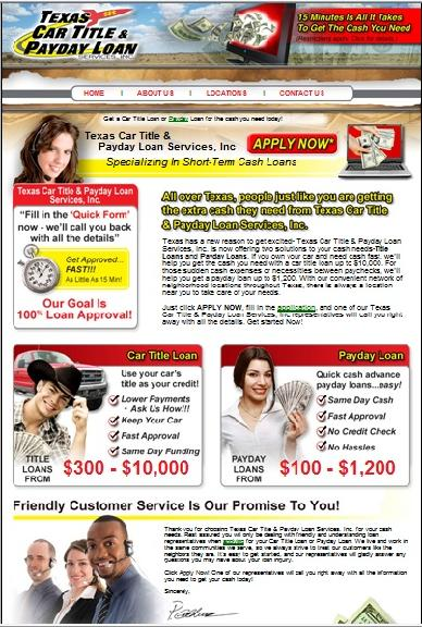Texas Car Title Payday Loan Services 4150 E Lucas Dr Beaumont Tx