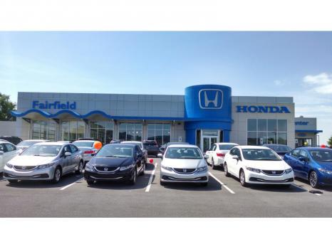 Fairfield Honda in Muncy, PA | 201 Lycoming Mall Dr, Muncy, PA ...