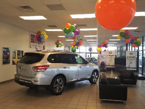 Ben Mynatt Nissan in Salisbury, NC | 629 Jake Alexander Blvd S ...