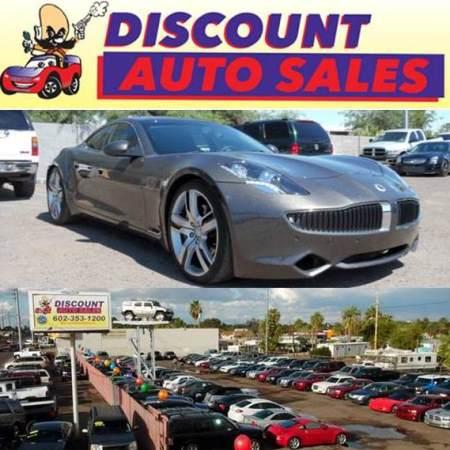 Phoenix Auto Sales >> Discount Auto Sales 2640 W Adams St Phoenix Az