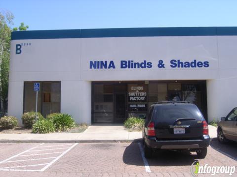 Nina Blinds Shades 2280 Quimby Rd San Jose Ca