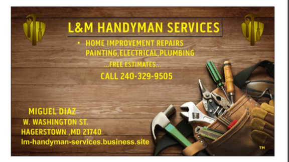 L & M Handyman Services - 1121 W Washington St, Hagerstown, MD