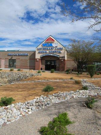 Vca Animal Hospital - 9901 Montgomery Blvd NE, Albuquerque, NM