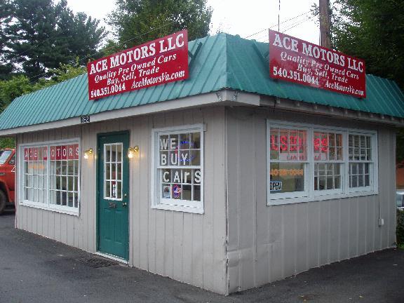 Ace Motorsrs LLC