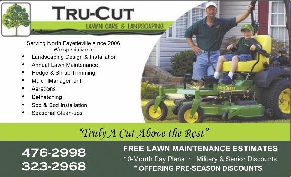 Tru Cut Lawn Care & Landscaping - Tru Cut Lawn Care & Landscaping - Fayetteville, NC