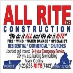 all rite construction inc