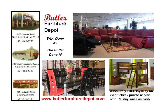 Butler Furniture Depot In N Little Rock, AR | 4200 Landers Rd, N Little Rock,  AR