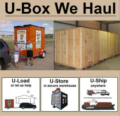 U Haul Moving Storage At Energy Corridor in Houston TX 11010