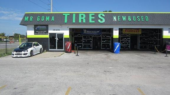 Mr Goma Tires 441 19401 Nw 2nd Ave 441 Miami Fl