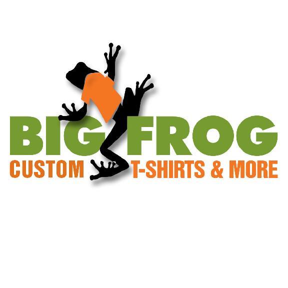 d4a8aca05 Big Frog Custom T-Shirts - 6505 W Park Blvd, Ste 312, Plano, TX