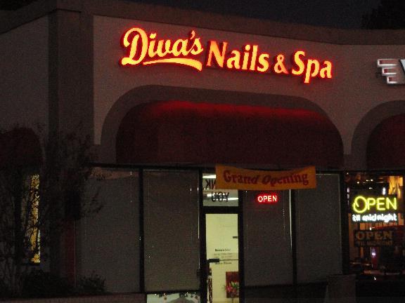 Divas Nails And Spa - 783 Shreveport Barksdale Hwy, Shreveport, LA