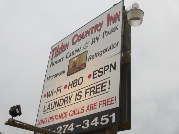 Tilden Country Inn
